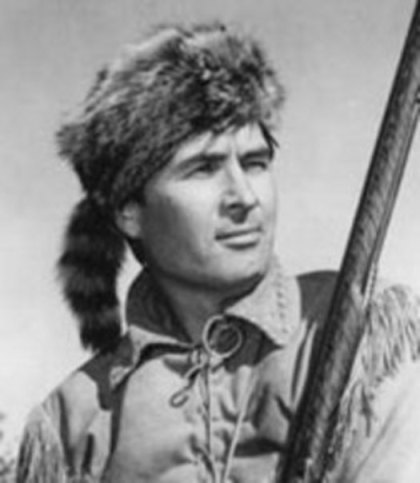 Daniel Boone wouldn't last 5 minutes in NSW National Parks with that hat...