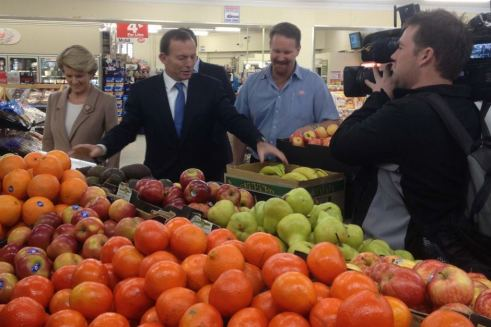 Enjoy them while you can. Under Abbott affording fresh food could be a fond memory