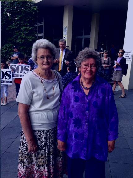 Margaret And Marjorie