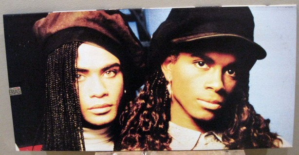 Lip syching fake band Milli Vanilli. More credible than Rays wild claims?