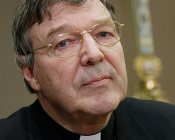 "Cardinal ""yes there's a cover up"" Pell"