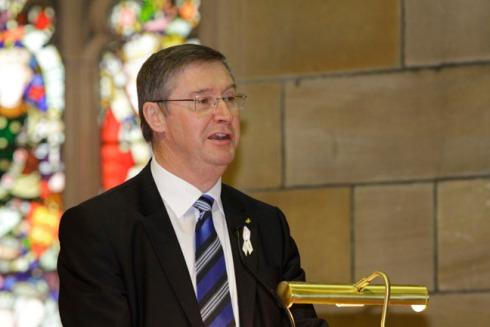 NSW Attorney General Greg Smith