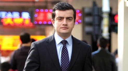 Sam Dastyari - Man on a mission