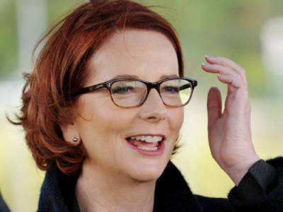 Julia Gillard - now she is gone the MSM love her again
