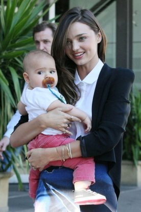 I'm sure Abbotts $75K would have helped out Miranda if she'd only waited to have her child