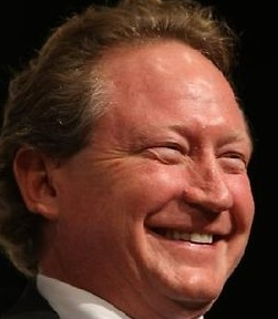 "Andrew ""Twiggy"" Forrest - Devestated at the impact of the mining tax & carbon price"