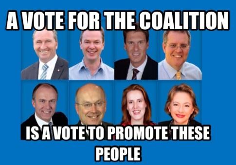 Coalition meme