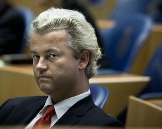 Bernardi's mate Geert Wilders