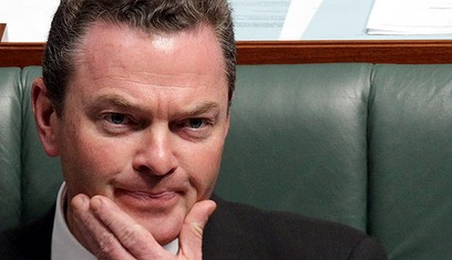 Pyne ponders more ways to punish the poor