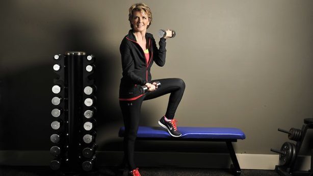 Due to failing so badly in her current role, Julie Bishop has decided to audition to sell exercise equipment on morning television
