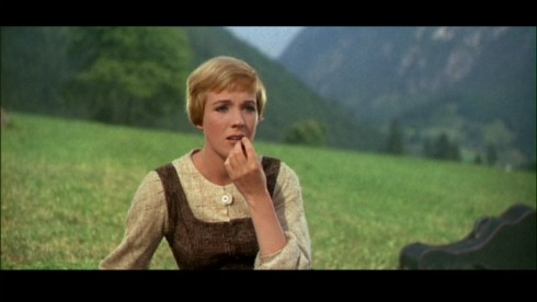 Julie Andrews was shocked when the Director explained the Sound Of Music was to be accompanied by naked copulating bodies