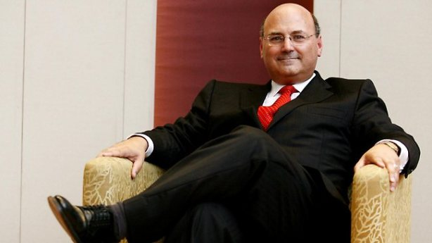 Sinodinos looking far more comfortable than he does now