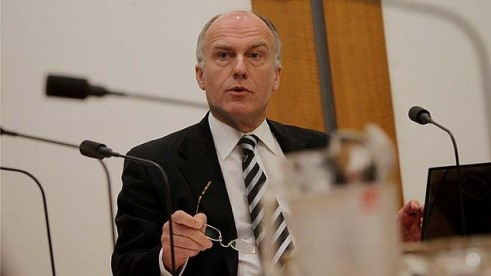 Eric Abetz - Oh, did we say we'd lower unemployment?? My bad...