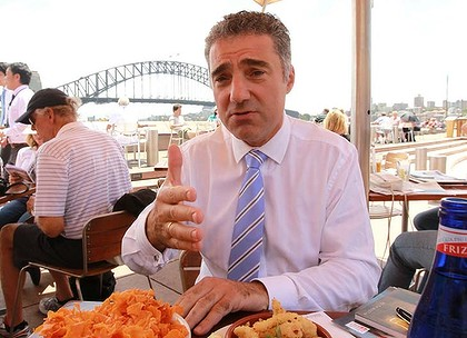 Paul Nicolaou suddenly finds himself with a lot on his plate